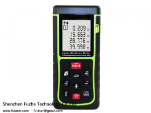 FU-RZE40 0.2 to 40m (0.65 to 131ft) laser distance meter