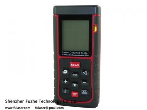 FU-RZE50 0.2 to 50m (0.65 to 164ft) laser distance meter(range finder)