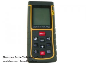 FU-RZE80 0.2 to 80m (0.65 to 262ft) laser distance meter