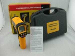 FU-IT900 -50~+900C infrared thermometer Temperature