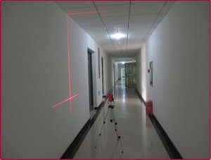 FU-LPT-013 2 lines (1V+1H) Laser Level Red Line