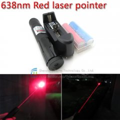 FU-JGSD635-650 638nm 650mw red laser pointer, red pointer laser, point laser, red pen, laser pen
