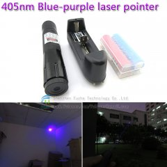 FU-JGSD405-200 405nm 200mw blue purple laser pointer, blue voilet pointer laser, point laser, blue pen, blue laser pen