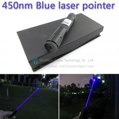 FU-JGSD450-2200 450nm 2200mw blue laser pointer, blue pointer laser, point laser, blue pen, blue laser pen